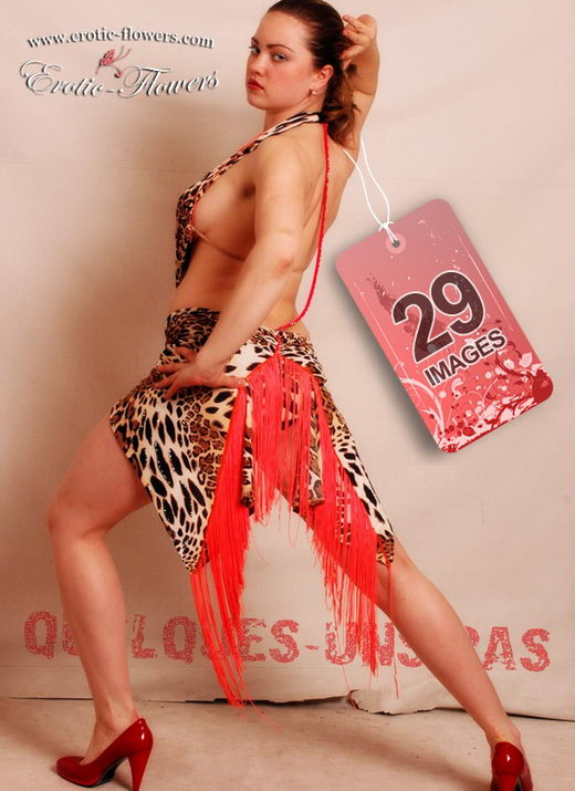 Glafira - `Quelques-Uns Pas` - for EROTIC-FLOWERS
