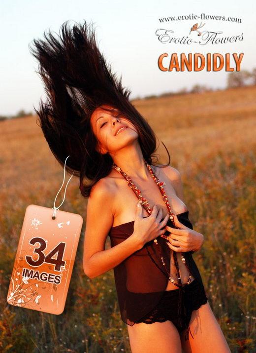 Hanuma - `Candidly` - for EROTIC-FLOWERS