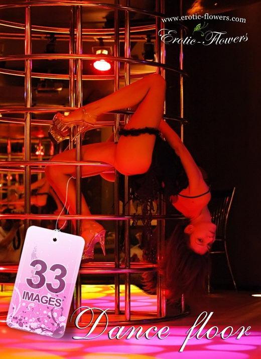 Adel - `Dance Floor` - for EROTIC-FLOWERS