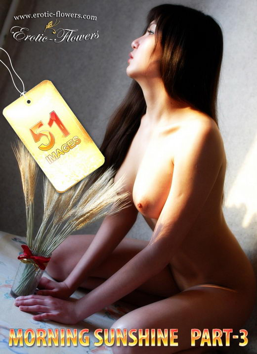 Gulstan - `Morning Sunshine Part-3` - for EROTIC-FLOWERS