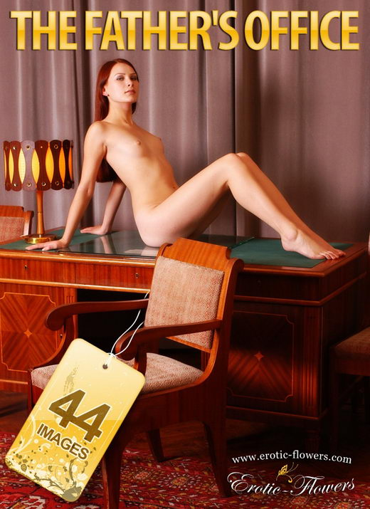 Pelageya - `The Fathers Office` - for EROTIC-FLOWERS