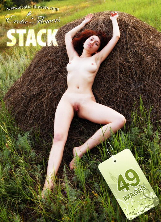 Krista - `Stack` - for EROTIC-FLOWERS