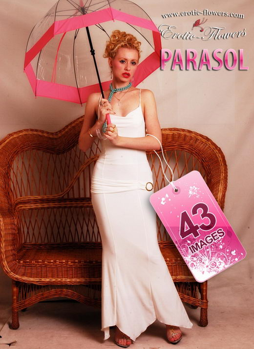 Marlen - `Parasol` - for EROTIC-FLOWERS