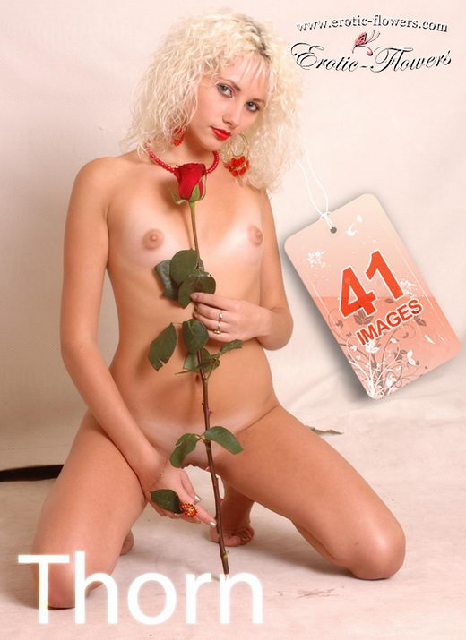 Helen - `Thorn` - for EROTIC-FLOWERS