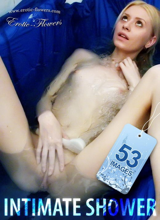 Marlen - `Intimate Shower` - for EROTIC-FLOWERS
