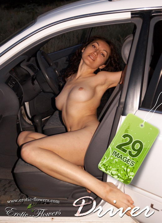 Krista - `Driver` - for EROTIC-FLOWERS