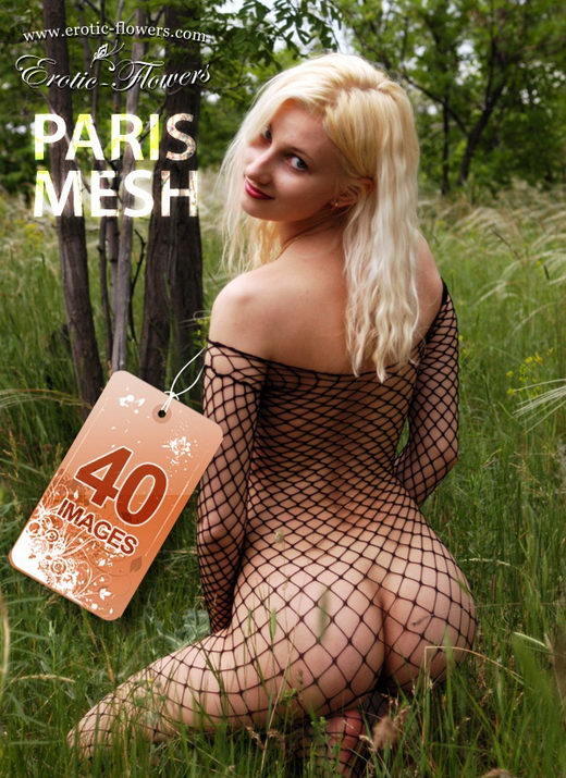 Paris - `Mesh` - for EROTIC-FLOWERS