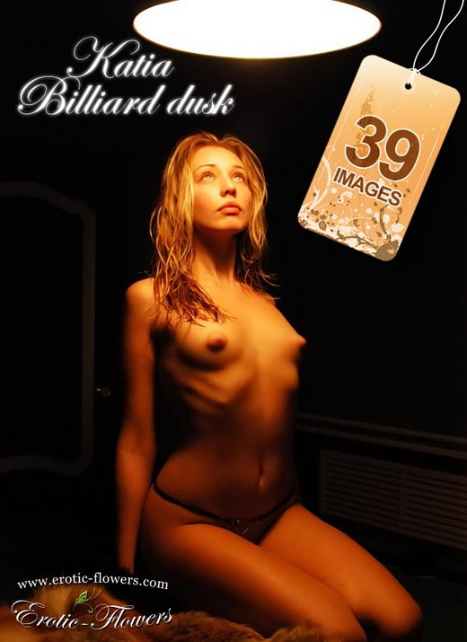 Katia - `Billiard Dusk` - for EROTIC-FLOWERS
