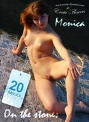 Monica in On The Stones gallery from EROTIC-FLOWERS