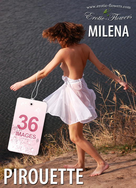 Milena - `Pirouette` - for EROTIC-FLOWERS