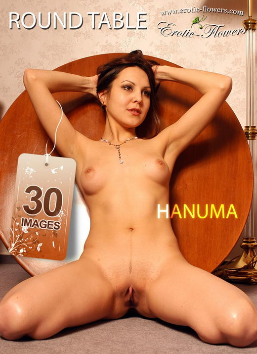 Hanuma - `Round table` - for EROTIC-FLOWERS