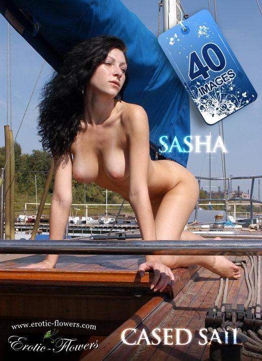 Sasha - `Cased sail` - for EROTIC-FLOWERS