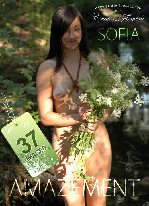 Sofia - `Amazement` - for EROTIC-FLOWERS