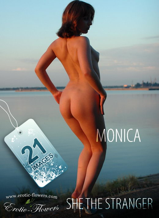 Monica - `She the stranger` - for EROTIC-FLOWERS