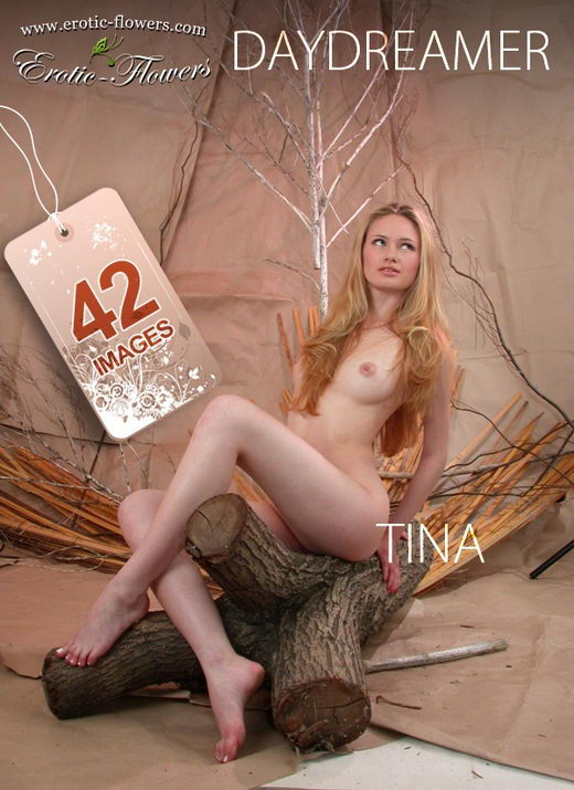 Tina - `Daydreamer` - for EROTIC-FLOWERS