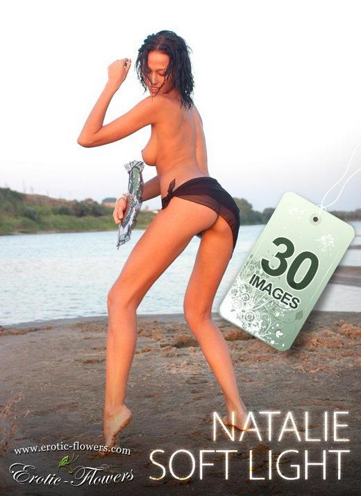 Natalie - `Soft light` - for EROTIC-FLOWERS