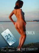 Monica in She the stranger gallery from EROTIC-FLOWERS