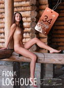 Fiona in Loghouse gallery from EROTIC-FLOWERS