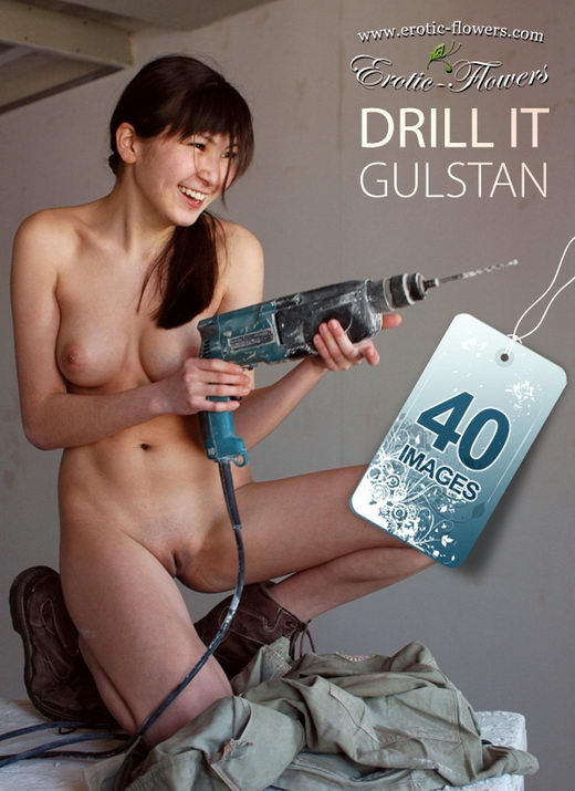 Gulstan - `Drill it` - for EROTIC-FLOWERS