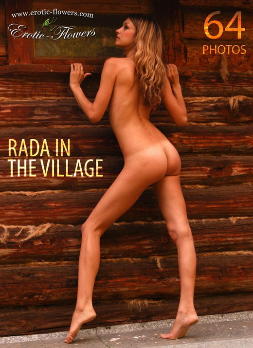 Rada - `Rada In The Village` - for EROTIC-FLOWERS