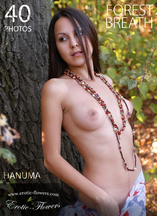 Hanuma - `Forest Breath` - for EROTIC-FLOWERS
