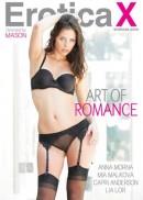 Anna Morna & Mia Malkova & Capri Anderson & Lia Lor - Art of Romance