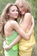 Lesia A & Sveta A in Make Out gallery from EROTICBEAUTY by Paromov