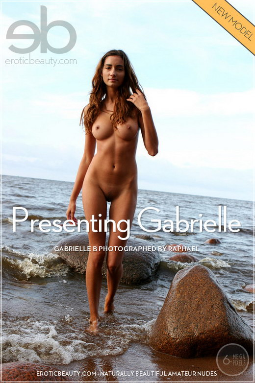 Gabrielle B - `Presenting Gabrielle` - by Raphael for EROTICBEAUTY