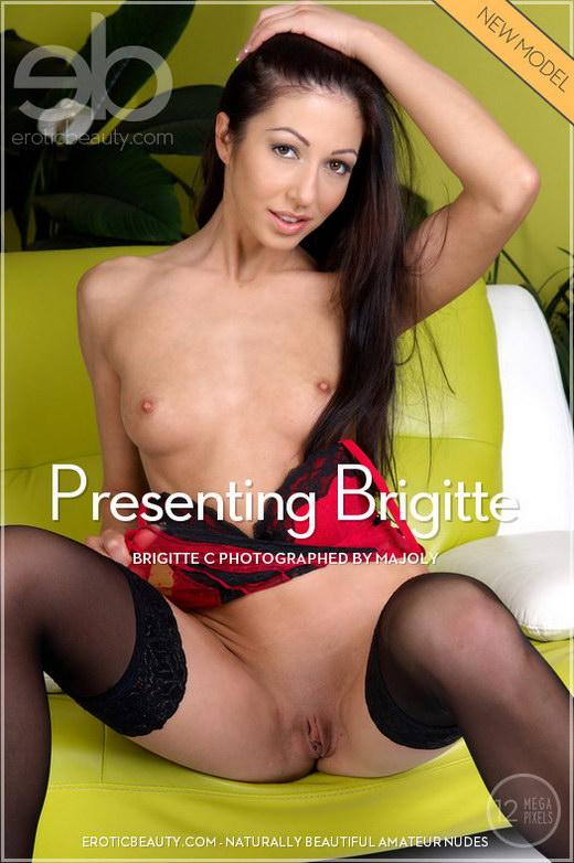 Brigitte C - `Presenting Brigitte` - by Majoly for EROTICBEAUTY