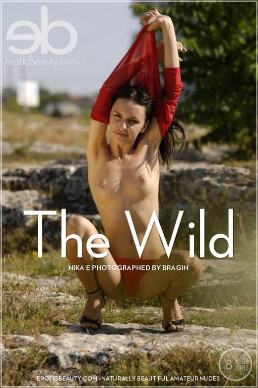 Nika E - `The Wild` - by Bragin for EROTICBEAUTY