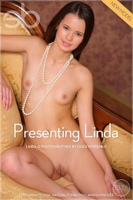 Linda G - `Presenting Linda` - by Oleg Morenko for EROTICBEAUTY