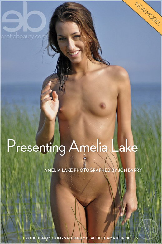 Amelia Lake - `Presenting Amelia` - by Jon Barry for EROTICBEAUTY