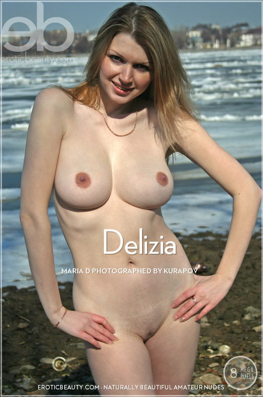 Maria D - `Delizia` - by Kurapov for EROTICBEAUTY