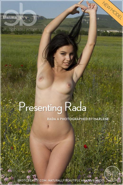 Rada A - `Presenting Rada` - by Marlene for EROTICBEAUTY