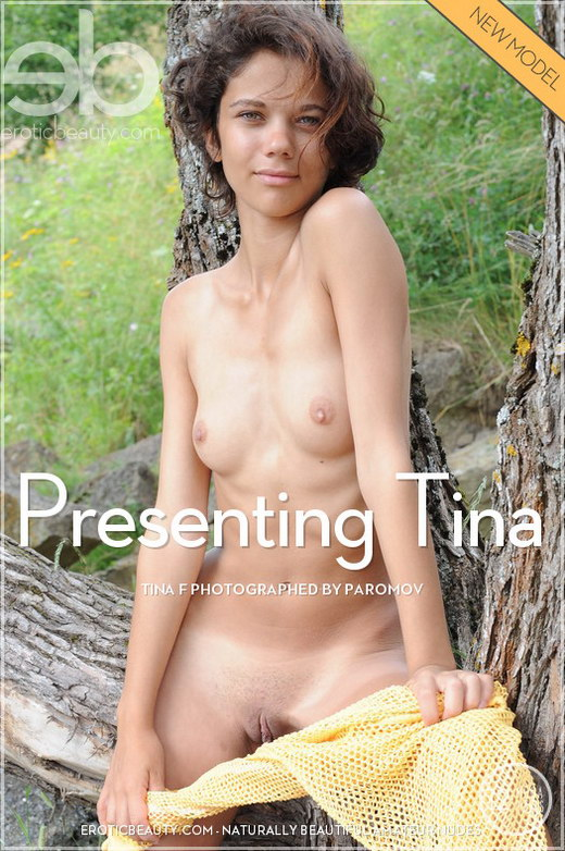 Tina F - `Presenting Tina` - by Paromov for EROTICBEAUTY