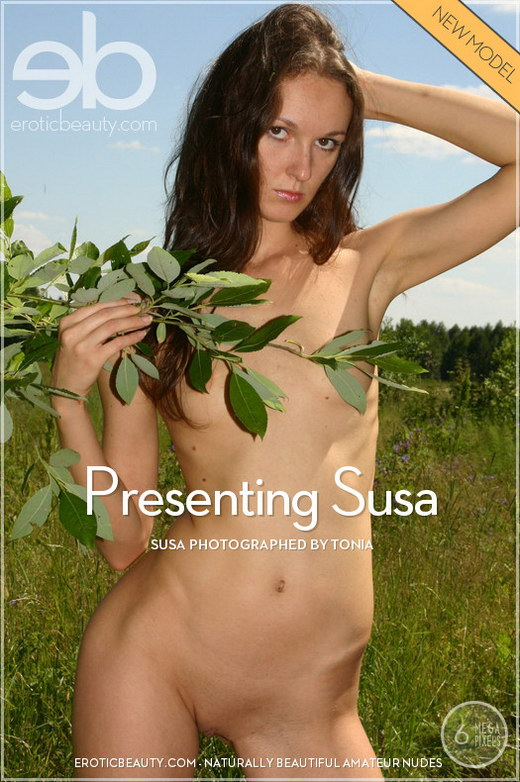 Susa - `Presenting Susa` - by Tonia for EROTICBEAUTY