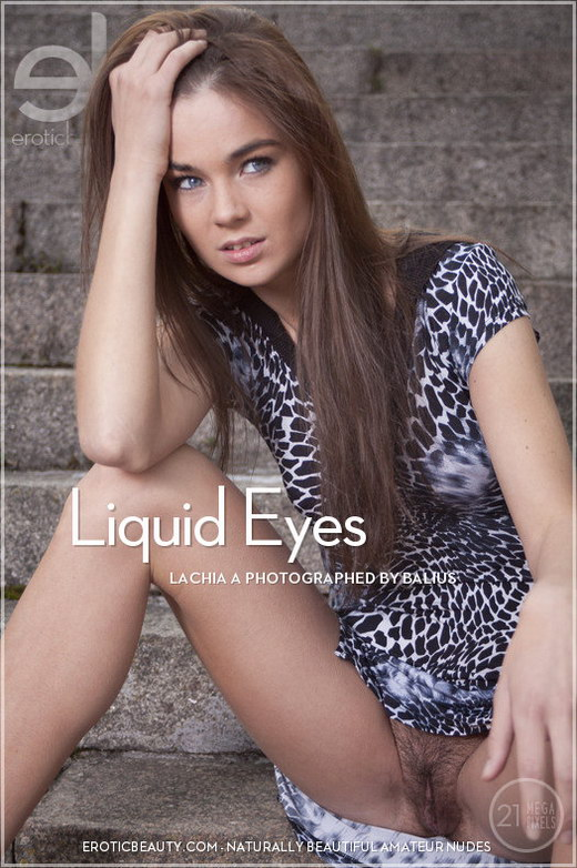 Lachia A - `Liquid Eyes` - by Balius for EROTICBEAUTY