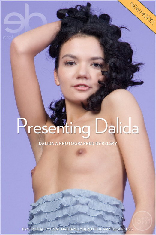 Dalida A - `Presenting Dalida` - by Rylsky for EROTICBEAUTY