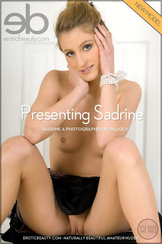 Sadrine A - `Presenting Sadrine` - by Majoly for EROTICBEAUTY