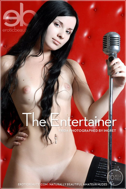 Frida - `The Entertainer` - by Ingret for EROTICBEAUTY