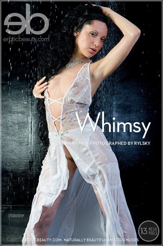 Diamantina A - `Whimsy` - by Rylsky for EROTICBEAUTY