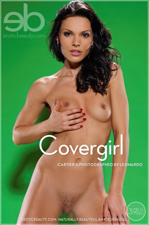 Cartier A - `Covergirl` - by Leonardo for EROTICBEAUTY