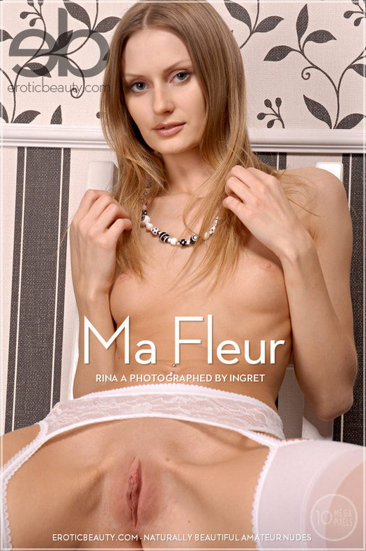 Rina A - `Ma Fleur` - by Ingret for EROTICBEAUTY