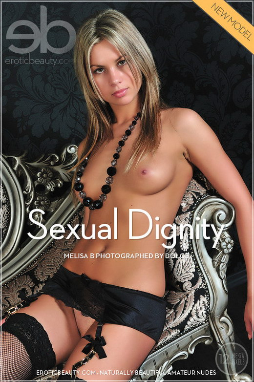 Melisa B - `Sexual Dignity` - by Dolce for EROTICBEAUTY