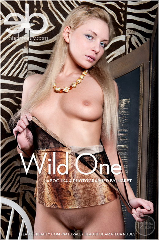 Lapochka A - `Wild One` - by Ingret for EROTICBEAUTY
