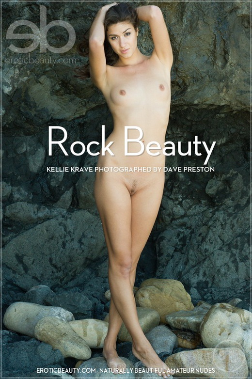 Kellie Krave - `Rock Beauty` - by Dave Preston for EROTICBEAUTY