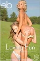 Nicolle A & Sandy A - Loving Fun