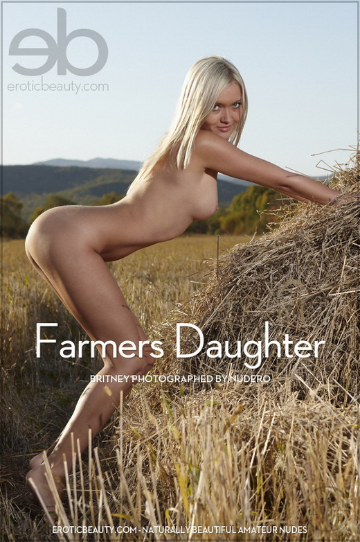 Nelly A - `Farmers Daughter` - by Nudero for EROTICBEAUTY
