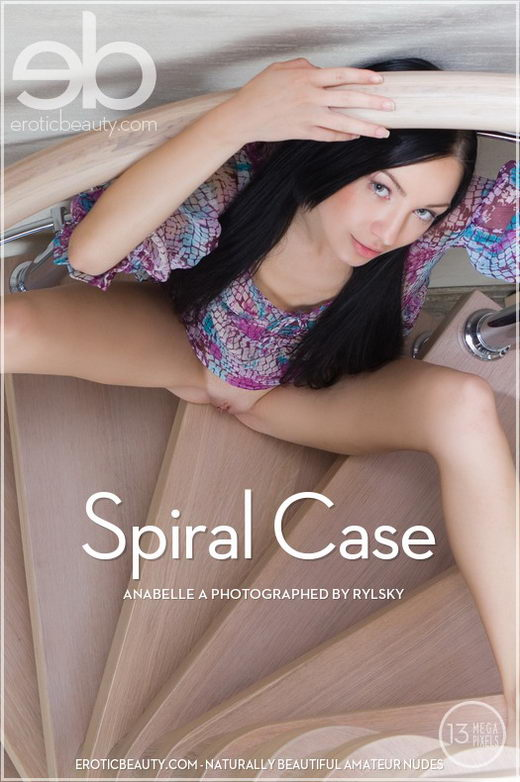 Anabelle A - `Spiral Case` - by Rylsky for EROTICBEAUTY