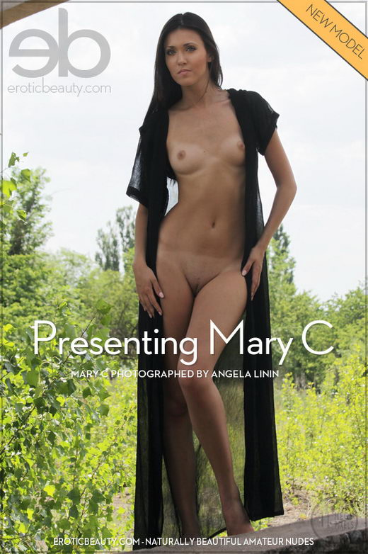 Mary C - `Presenting Mary C` - by Angela Linin for EROTICBEAUTY